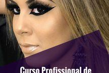 Maquiagem - Make / Maquiagem Profissional, make olhos, maquiagem para festa, maquiagem para trabalho, make simples, make casamento, maquiagem formatura, truques de maquiagem