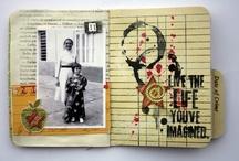 Art journal / by Didde Hattesen