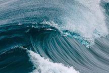 Oceanos, ondas - IP -