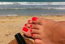 CND Shellac Nails / by Lori Dalton
