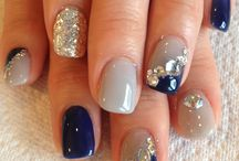 Nails / These nails are to notch