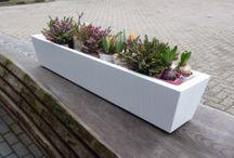 Holz im Garten / Holz im Garten Terrassen, Gartenmöbel, Sichtschutz, Verkleidungen