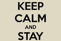 Keep Calm and Stay Married!