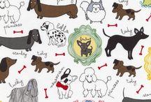 Dog Fabrics