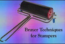 Stamping techiqu