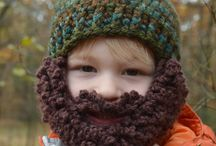 All Things Yarn--Hats, Scarves and MIttens / Cold weather necessities!