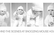 Behind the scenes at Snoozing Mouse House / See behind the scenes in Snoozing Mouse House