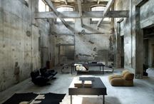 Architecture interiors: Lofts / by Up-her.com