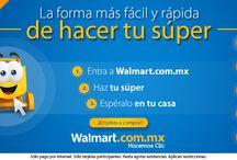 ¡Haz tu Súper Online! / La forma más rápida de hacer tu súper está en www.walmart.com.mx.