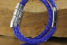 Personalized Leather Bracelets, Custom Name Bracelets / Women´s Personalized Leather Bracelets, Women´s Custom Name Bracelets