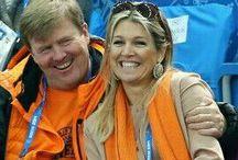 5. Koningshuis & Olympics / Willem Alxander en Maxima zijn grote en zeer enthousiaste sport liefhebbers. belangrijke sport gebeurtenissen slaan ze niet over.