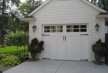 Beautiful Exteriors ~ Out Buildings & Garages / by Tammy Hilburn