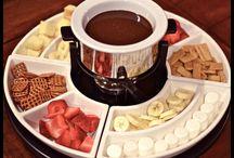 Raclette og fondue