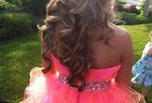 Cute hairstyels for prom