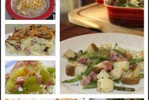 Pork / Pork roast, pork shoulder, pork chops, bacon, ham and more pork recipes,