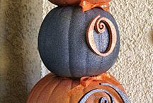 Halloween Crafts / by Amber Gailey