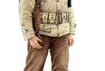 Military uniform / Reference for modeler