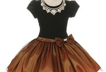 Brown, Chocolate, and Mocha Flower Girl Dresses / Shades of Chocolate and Brown are popular for weddings and look beautiful in satin for bridesmaids and flower girls. Here we have a collection posted of some of our best autumn brown formal wear occasion dresses. For any questions or help in choosing the best item for you contact us at customercare@childrensdressshop.com