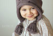 čiapočky pre detičky