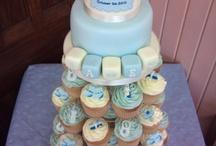 Christening /baby shower cake ideas  / Inspiration