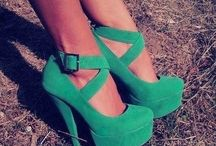 Shoes / I. ♥. Shoes.  Simple as that.