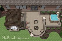 Design per patio