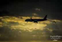 Aviones / Aviones Comerciales