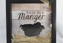 Away in a Manger / Words, Lyrics, Video, MP3s, Karaoke tracks to over 100 of the best loved Christmas Songs at Learn Your Christmas Carols including Away in a Manger at http://www.learnyourchristmascarols.com/2003/12/away-in-manger-away-in-manger-no-crib.html #christmasmusic / by Juliemarg