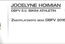 Jocelyne Appia Fitness Model