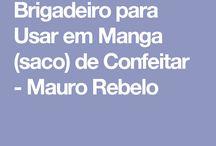 Receitas brigadeiro Mauro