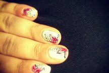 my nail art / Les nailart que je réalise