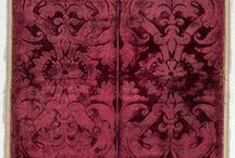 16th Century Fabric
