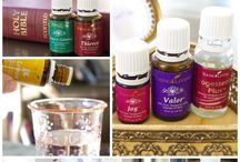 Essential Oils / by Beth Shockley