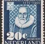 Postzegels historisch