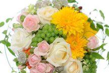 wedding bouquet(ひまわり)