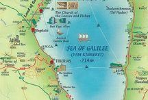 Map of GALILEA