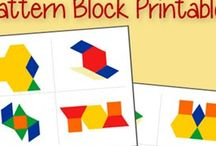 Pattern Block Patterns