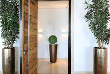 Entradas / Inspiração pura para o hall de entrada | casavogue.com.br