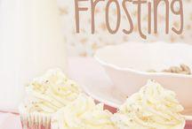 Recetas de frosting