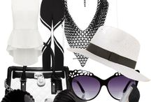 Il mio stile bianco e nero