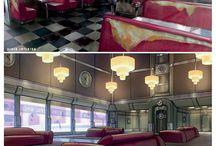 Restaurants geek