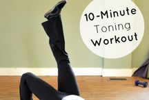 10-Minute Lean Legs Workout