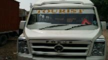 16 Seater Tempo Traveller on Rent