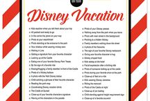 Disney / by Stephanne Moorehead