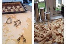 Julebakst / Har bakt mine første småkaker før jul, så nå er jeg igang