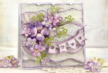 Beautifully Layered Cards