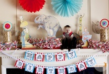 Circus Carnival Theme Party / by Nana