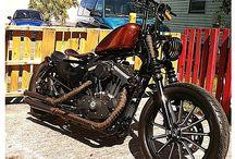 Bobbers / Harley bobbers