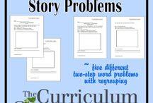 classroom  activities / Math Activities