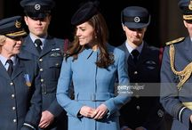 Working Kate (2016) / Kate's 2016 engagements all in one place